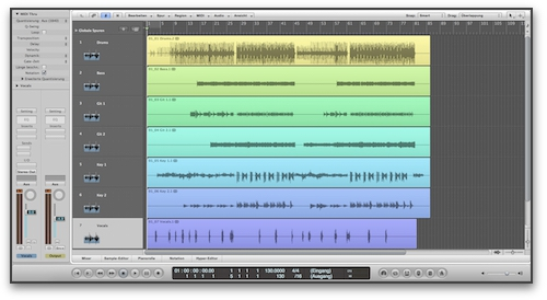 Bild 1 von Alles Cool Multitrack Playback Song 07 - Sushieis & Döner
