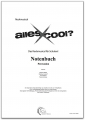Alles Cool - Notenbuch Percussion (PDF-Download)