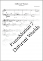 PianoMotion 7  - Different Worlds