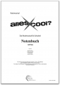 Alles Cool - Notenbuch Alt Sax (PDF-Download)