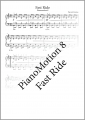PianoMotion 8 - Fast Ride